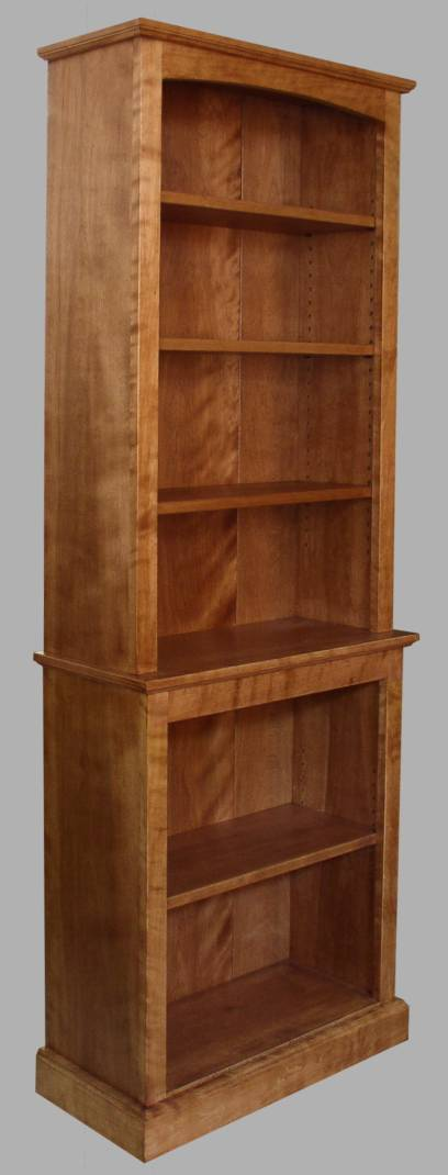Do It Yourself Home Design: Tall Bookcase Plans Plans Free Download