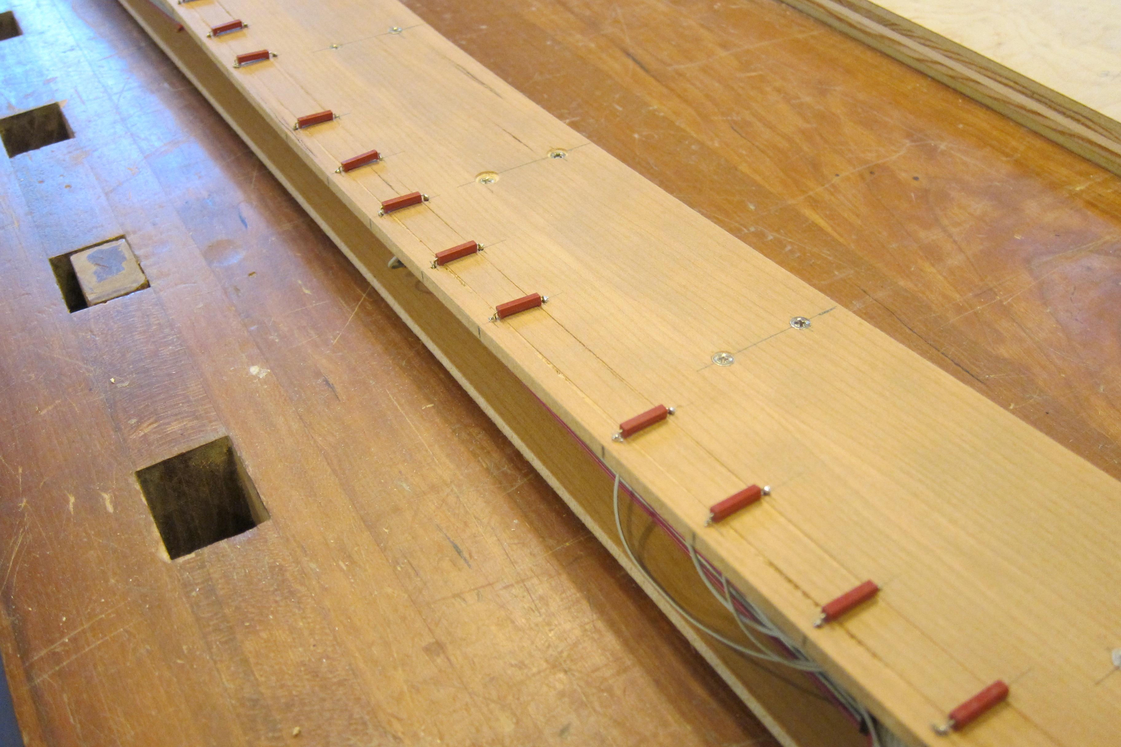 MIDI Conversion of an Older Allen Pedalboard | Stuart C  Blanchard