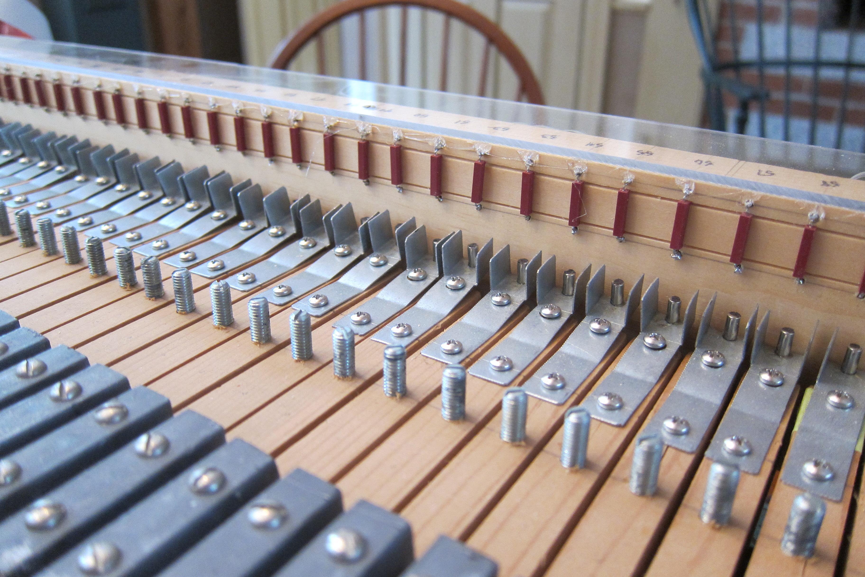 MIDI Conversion of Three Pipe Organ Keyboards | Stuart C